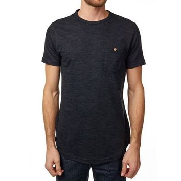 Ty Long Curved Tee
