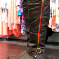 The Admirable Riding Boot
