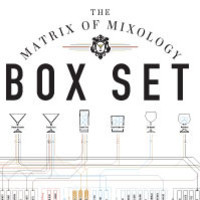 The Matrix of Mixology Box Set