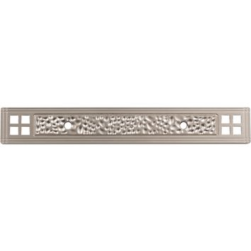 Arts & Crafts Cabinet Pull Backplate