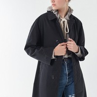 Vintage Oversized Longline Military Jacket | Urban Outfitters