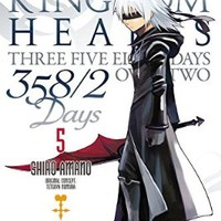 Kingdom Hearts 358/2 Days, Vol. 5