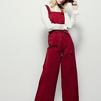 Free People 70's Overall
