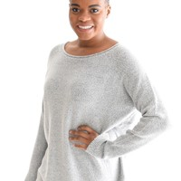 Pure Bliss Sweater In Grey
