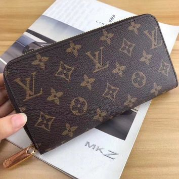 LOUIS VUITTON Wallet Puse LV Bag