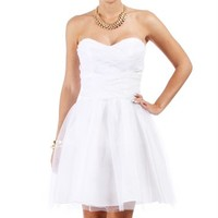 Taylor-White Homecoming Dress