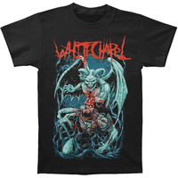 Whitechapel Men's  I, Dementia T-shirt Black