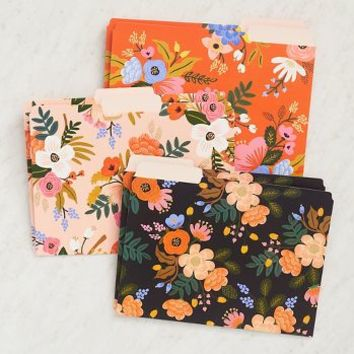 Rifle Lively Floral Folder