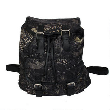 Harry Potter Marauders Map Backpack | HarryPotterShop.com