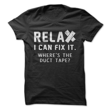 Relax I Can Fix It
