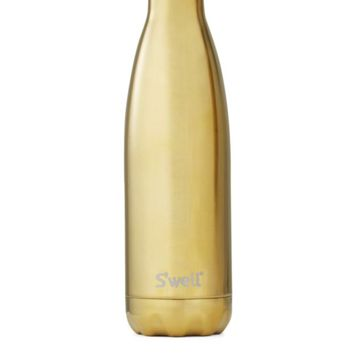 Yellow gold S'well Bottle