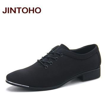mens shoes fashion black & blue men's leather moccasin pointed toe classic men wedding