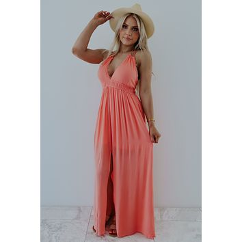 I Can't Wait Maxi: Coral