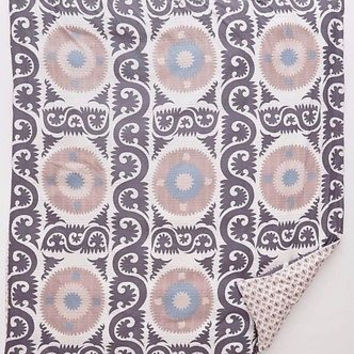 NWT Anthropologie Yalova Suzani Duvet Cover - Queen - NEW