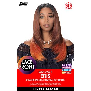 Zury Slay-Lace H Eris Synthetic Lace Front Wig