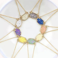 MD SALE! Kendra Inspired Druzy Necklace
