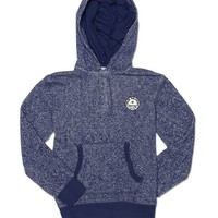 True Religion Little Boys Pullover Hoodie - Navy