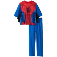 Marvel Boys Printed Pajama Set