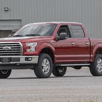 Ford F150 2in Ford Leveling Lift Kit (09-18 F-150) Premium N2.0 Shocks 2009 - 2018