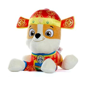 Paw Patrol Stuffed Plush toys Anime Action Figure Puppy Dog patrulla canina toy Kids plush Toys doll Gift kids toy