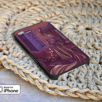 Rapunzel Tardis Case For iPhone 4/4S iPhone 5/5S and by 29MyAge