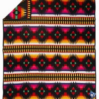 Native American Blankets, Pendleton ® Fire on the Mountain Indian Blanket