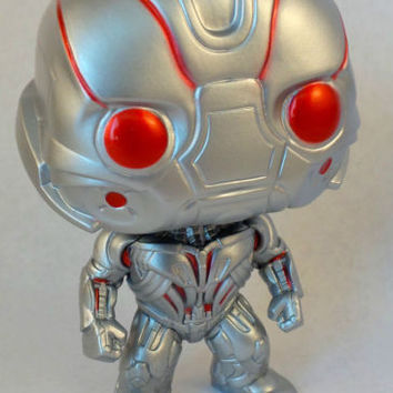 Funko Pop! Vinyl Marvel Avengers 2 Ultron Bobble-head Figure Collectible Figurine