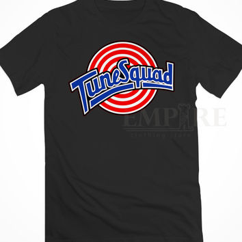 Space Jam Tune Squad Logo Unisex/Men Tshirt All Size