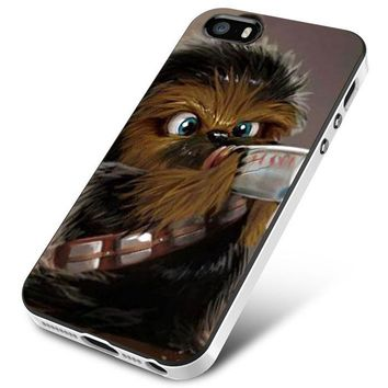 Star Wars Baby Chewbacca iPhone 5 | 5S | 5SE Case Planetscase.com