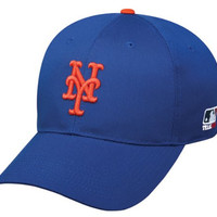 New York Mets Adjustable Baseball Hat - Officially Licensed Team MLB Cap - Size: Youth
