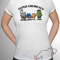 Super Chemicals Avengers Shirt