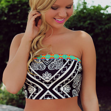 Dare to be Free Bandeau