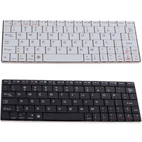 Mini Wireless Rechargeable Bluetooth Keyboard for IOS/Android/Windows tablet computer standard English version keyboard