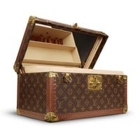 Louis Vuitton Monogram Beauty Case With Mirror Boite Bouteilles