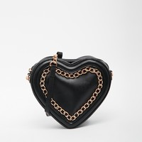 Asos Loveheart Cross Body Bag