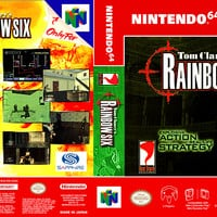 Tom Clancy's Rainbow Six - Nintendo 64 (Game Only - Ugly)