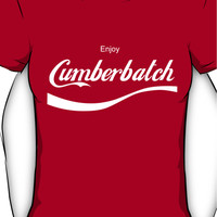 Enjoy Cumberbatch Women's T-Shirt