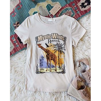 Mystic Winds Ranch Tee