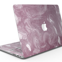 Pink Slate Marble Surface V15 - MacBook Air Skin Kit