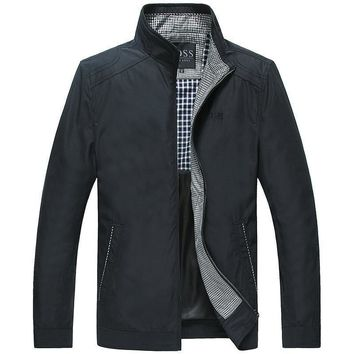Hugo Boss Cardigan Jacket Coat-2