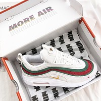 Gucci x Sean Wotherspoon x Air Max 1/97 VF SW Hybrid Sneaker