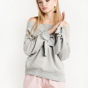 OTS Grey Sweatshirt