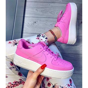Nike Air Force 1 Fashion Women Casual Sport Running Sneaker Shoes
