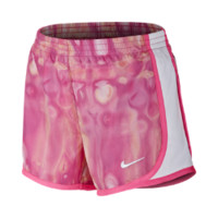 Nike Tempo Graphic Preschool Girls' Running Shorts