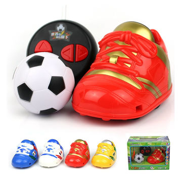Football Shoes Style Remote Control Car