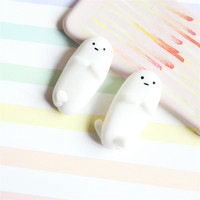 Depressed Man Squishy Squeeze Cute Healing Toy Kawaii Collection Gift Decor