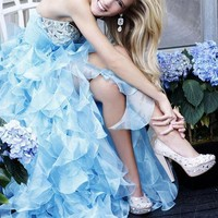 Sherri Hill Dress 2838 at Peaches Boutique