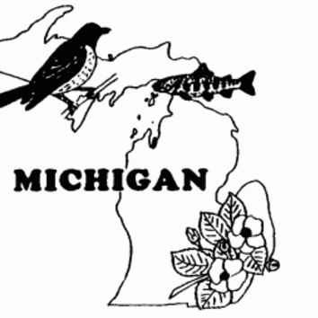 Michigan (1609-E)