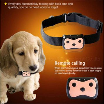Small Gps navigation Tracker with Collar Waterproof Real-time Locator Rastreador Localizador Nick for Pets Dogs Perro Pigs Tracking Geofence