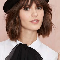 Nasty Gal Andrea Bowler Hat